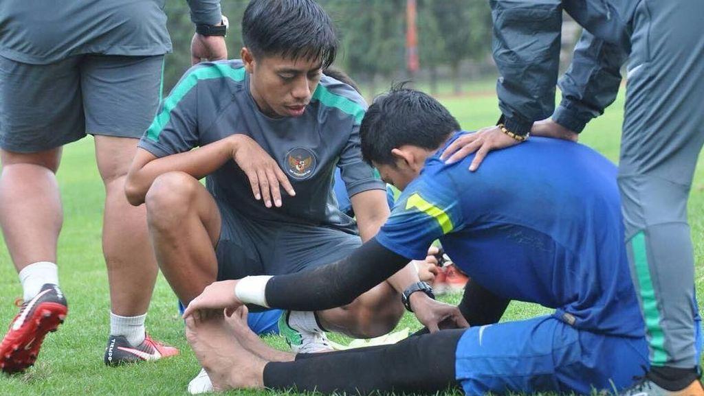 10 Potret Ifran Akhmad, Dokter Medis Timnas Indonesia di Piala AFF U-19