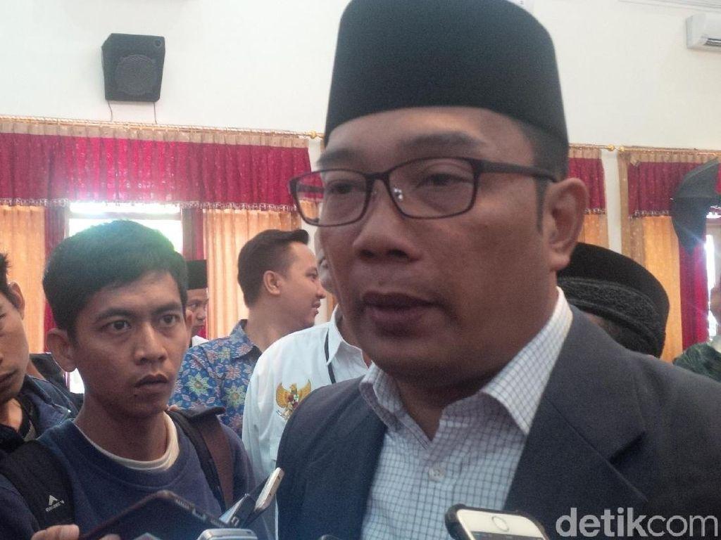 Ridwan Kamil Jawab Tudingan Kubu Asyik soal Pelaporan Dana Kampanye