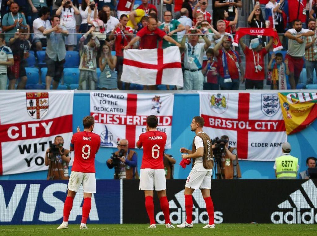 Inggris Dibayangi Penyesalan Seumur Hidup