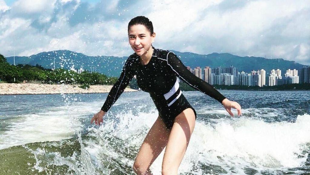 Foto: Saat Putri Raja Judi Terkaya di Macau Pergi Liburan