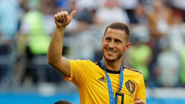 Eden Hazard telah memberikan persetujuan lisan kepada Madrid untuk pindah ke Santiago Bernabeu.