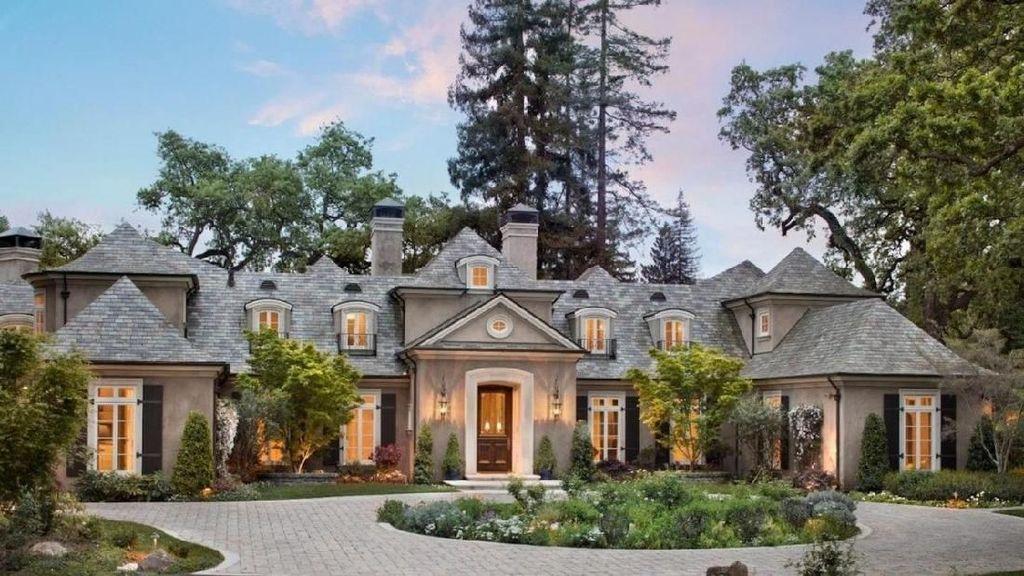 Mengintip Rumah Rp 284 Miliar Punya Dedengkot Silicon Valley