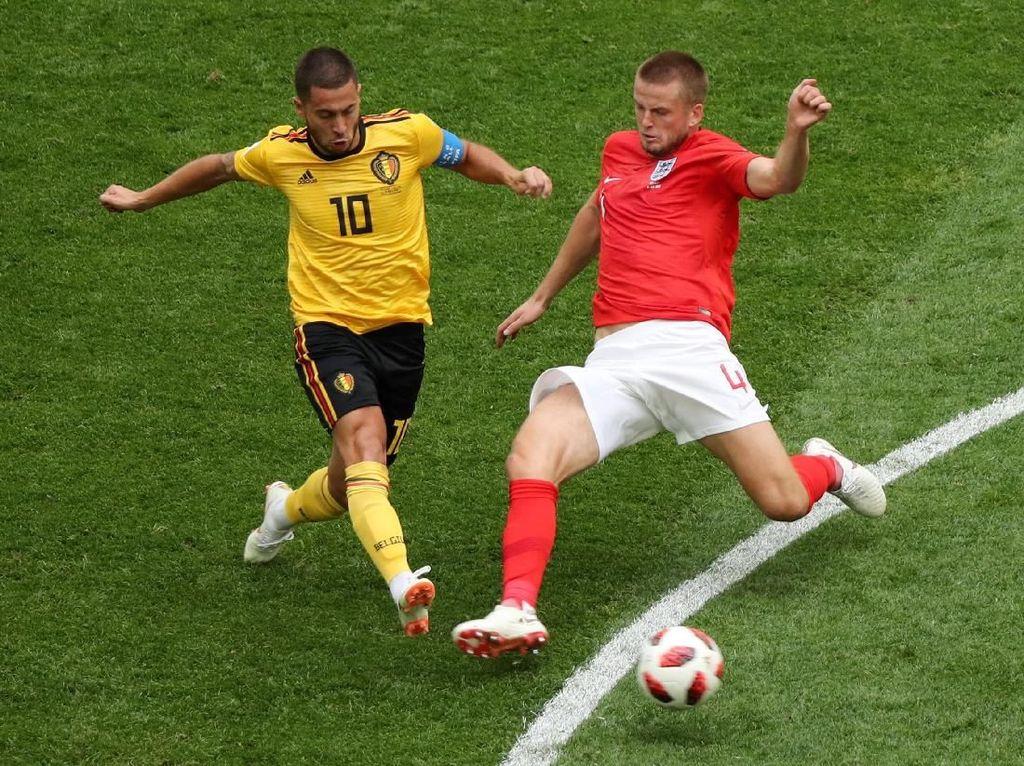 Video Highlights Babak I Belgia Vs Inggris