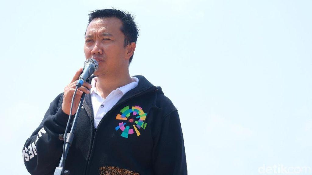 Gala Desa Kembali Digulirkan Menpora, Enam Cabang Dipertandingkan
