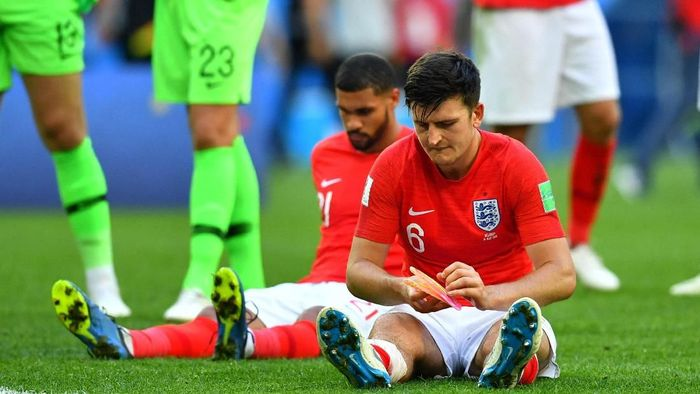 Inggris kalah dari Belgia di Saint-Petersburg, Sabtu (14/7/2018), dalam perebutan peringkat tiga di Piala Dunia 2018. The Three Lions menyerah 0-2 lewat gol Thomas Meunier dan Eden Hazard. Inggris pun finis keempat di Rusia. (Foto: Reuters)
