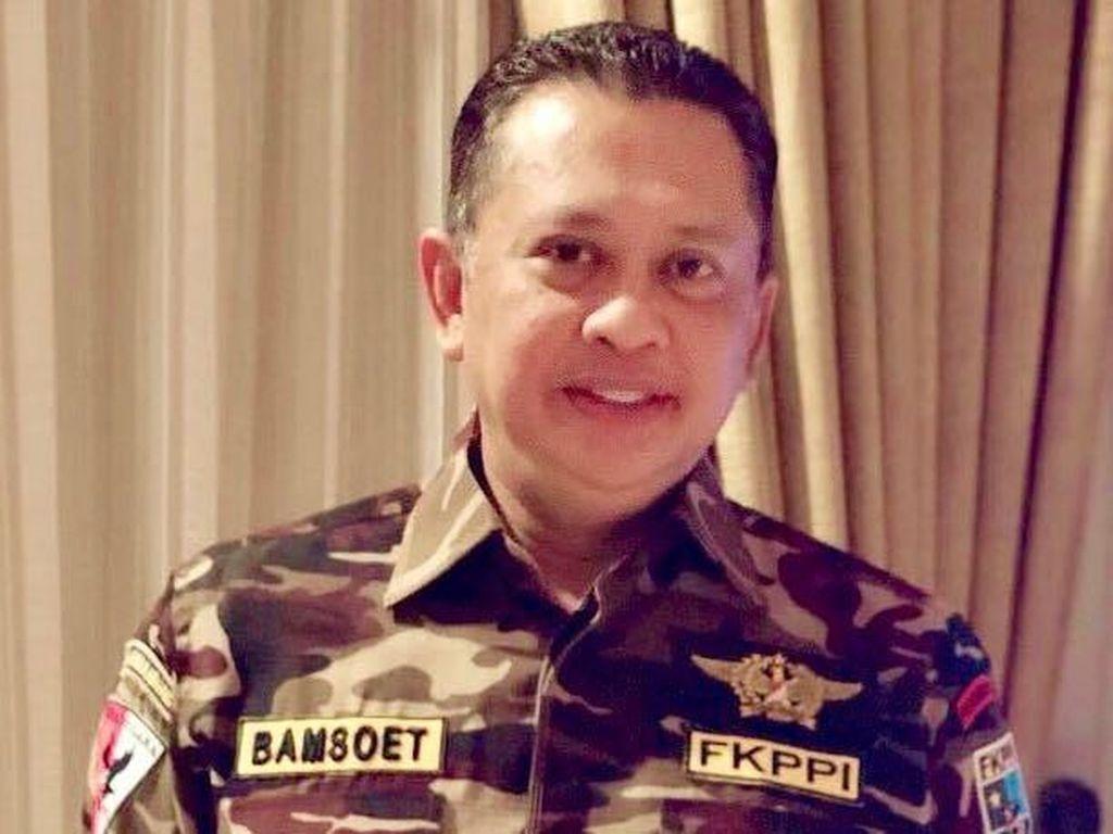 Bamsoet: Peluru Nyasar ke Gedung DPR dari Senjata Modifikasi