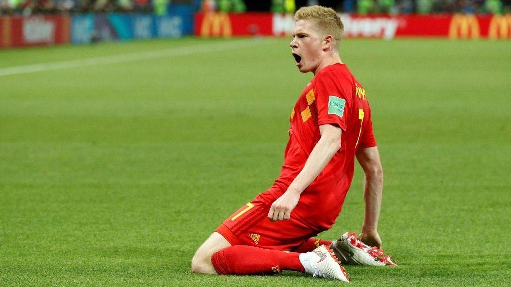 8 Fakta Kesehatan Unik Pemain Timnas Inggris dan Belgia di Piala Dunia