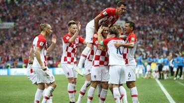 Video: Tendangan Perisic Gol! Prancis 1-1 Kroasia