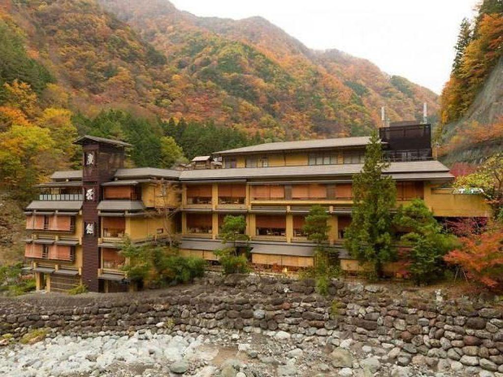 Wow! Ini Potret Hotel Tertua di Dunia Berusia 1.311 Tahun