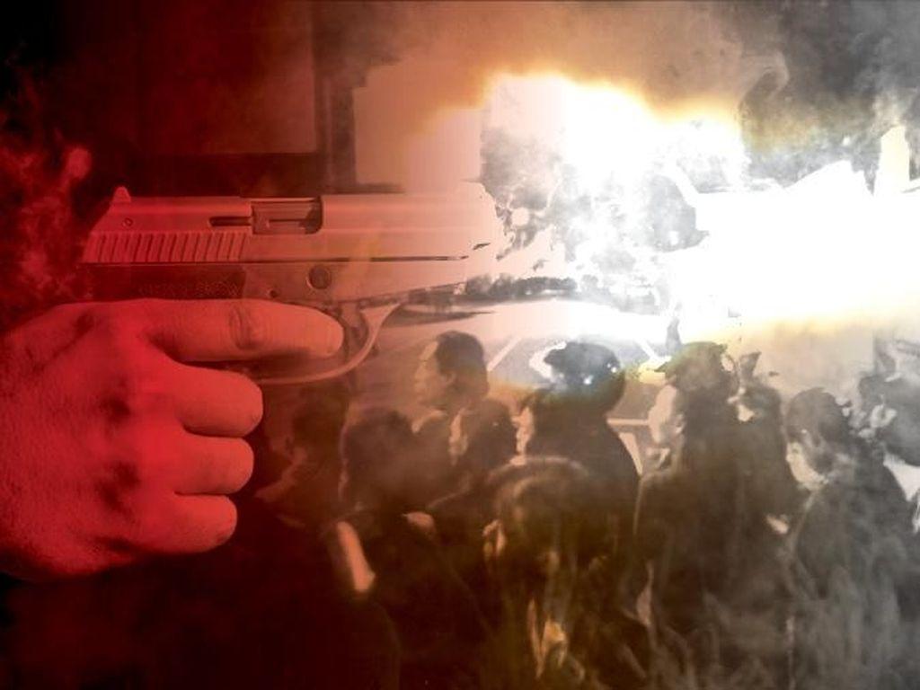 Seorang Polisi Tewas dan Satu Terluka dalam Baku Tembak di Kairo Mesir