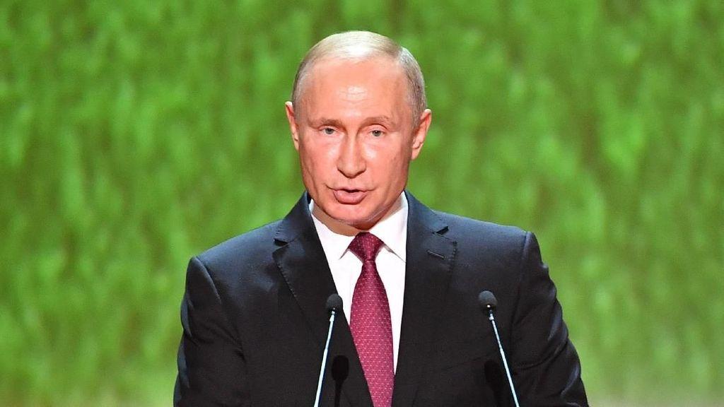 Putin Direncanakan Bertemu Jokowi di Russia-ASEAN Summits
