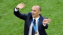 Video: Bangganya Martinez pada Pemain Belgia