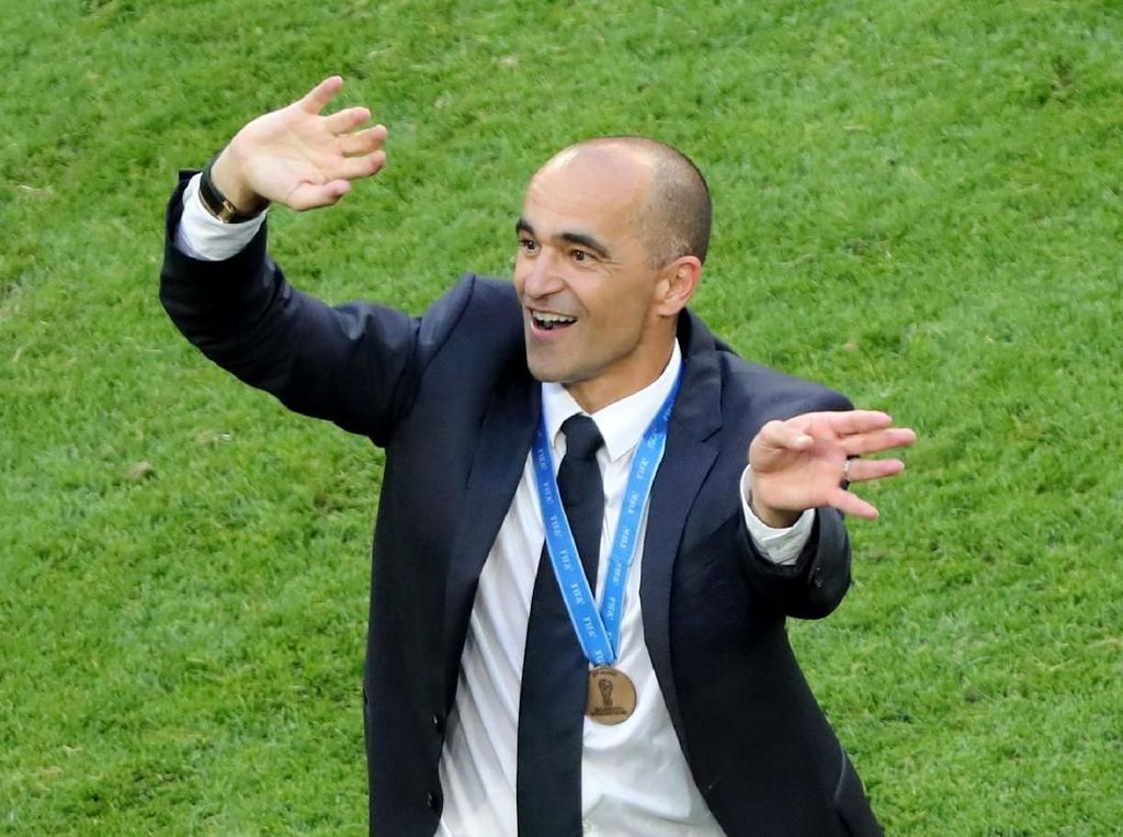 Tinggalkan Conte, Madrid Kini Dekati Pelatih Timnas Belgia?