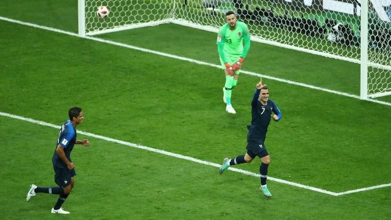 Banyak Gol, Serunya Final Piala Dunia 2018