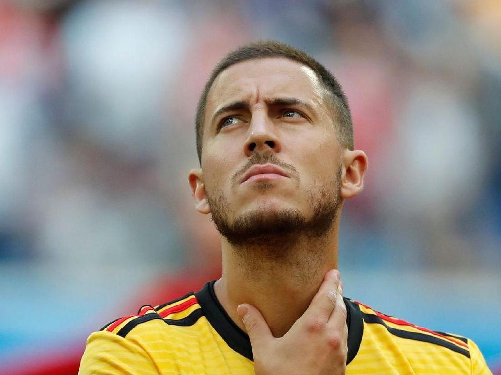 Hazard Ingin Tinggalkan Chelsea?