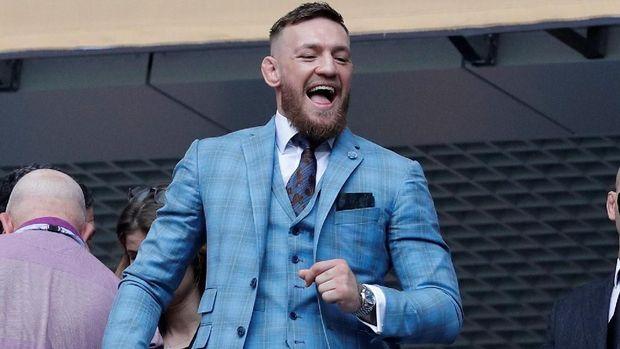 Conor McGregor dikenal sebagai petarung UFC yang penuh kontroversi. (