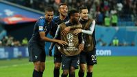 Road to Final Piala Dunia 2018: Prancis