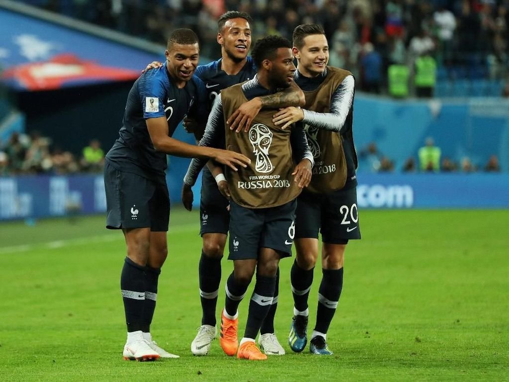 Road to Final Piala Dunia 2018: Prancis