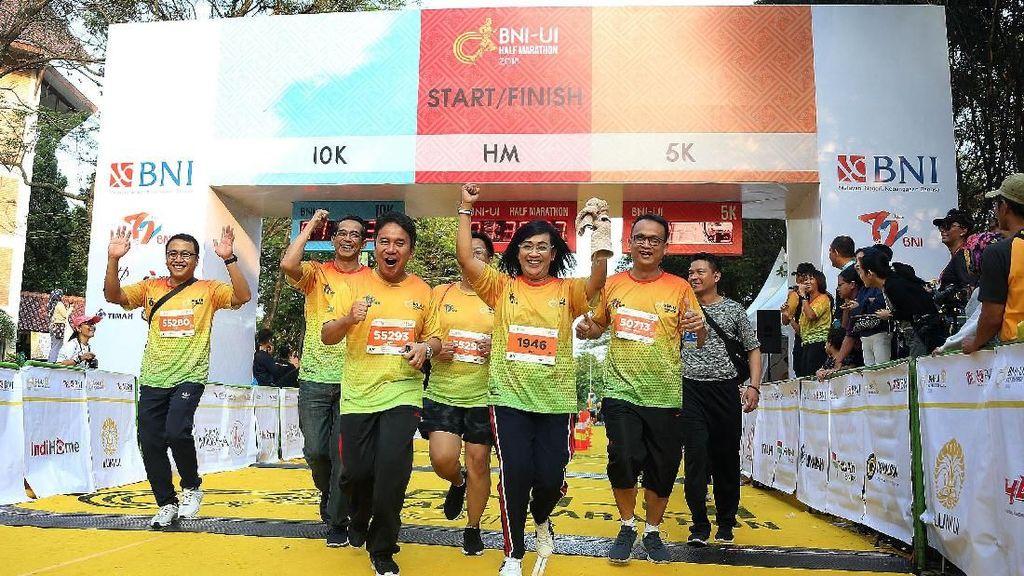 BNI-UI Half Marathon 2018