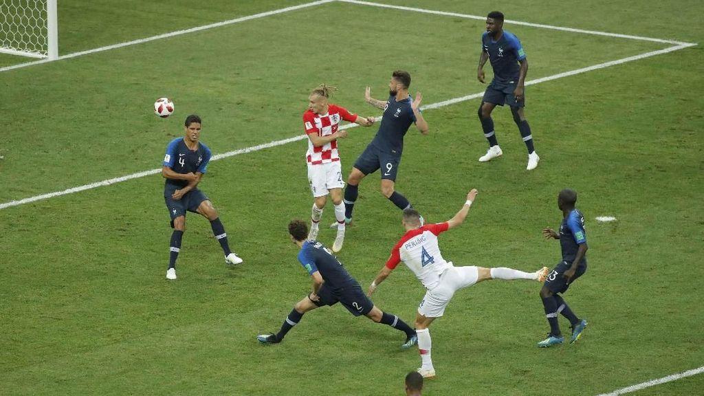 Skor 4-2 Paling Sering Muncul di Final Piala Dunia