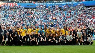 Piala Dunia 2018 Jadi Petualangan Sukses Belgia