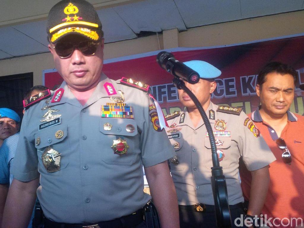 Kapolda Jabar Sebut 2 Terduga Teroris di Gedebage Jaringan JAD