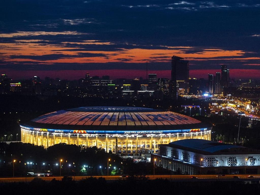 Jadwal Final Piala Dunia 2018: Prancis vs Kroasia