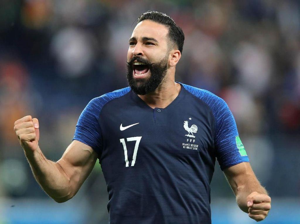 Apa Kumis Adil Rami Masih Bertuah untuk Prancis?