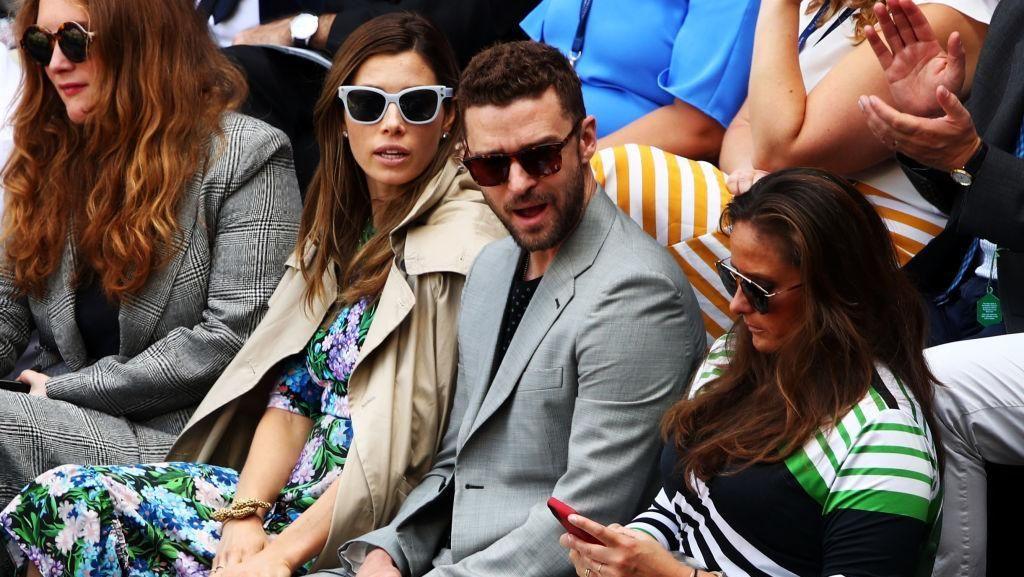 Foto: Gaya Modis Selebriti Dunia Nonton Wimbledon, Siapa Favoritmu?