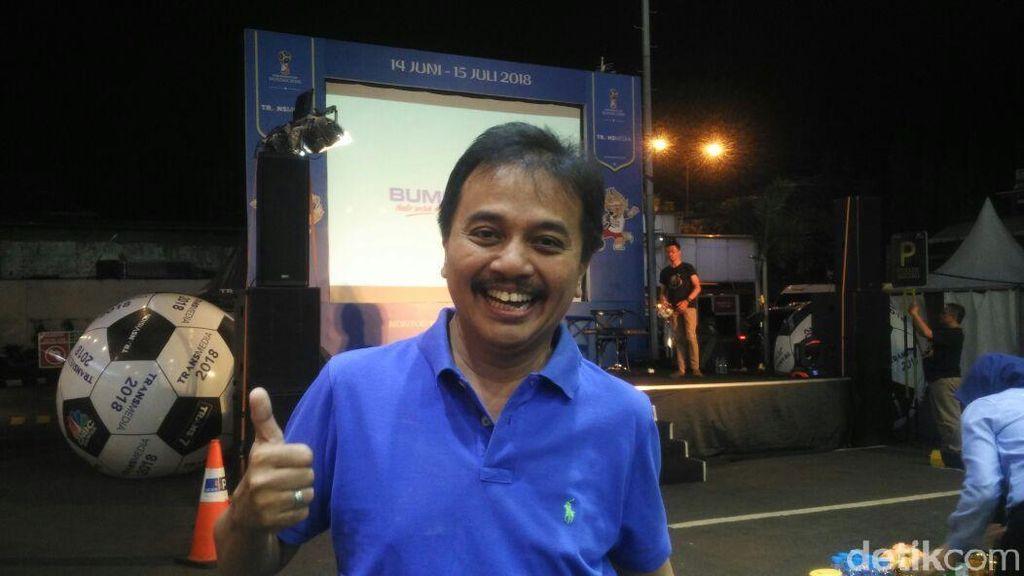 Pihak Roy Suryo Siap Mediasi dengan Menpora soal Barang Rp 9 M