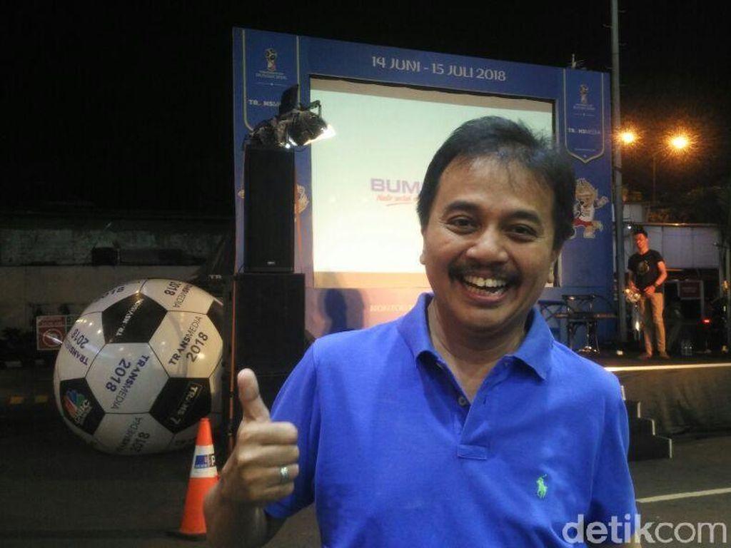 Kemenpora Anggap Somasi Roy Suryo Salah Alamat