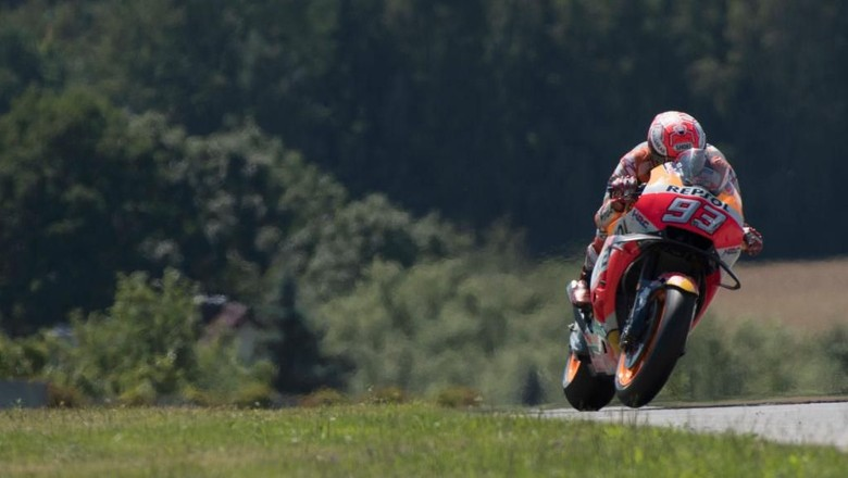 Tiga Modal Marquez Menuju MotoGP Republik Ceko