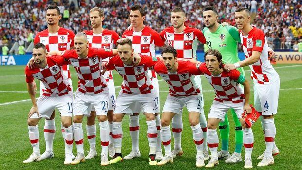 Timnas Kroasia memutarbalikkan prediksi yang menyatakan mereka bakal tak bertenaga di babak final.