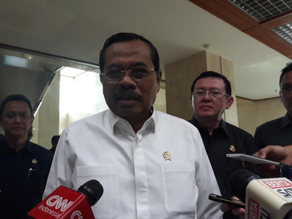 Jokowi Pilih Jaksa Agung Nonparpol, M Prasetyo: Hak Prerogatif Presiden