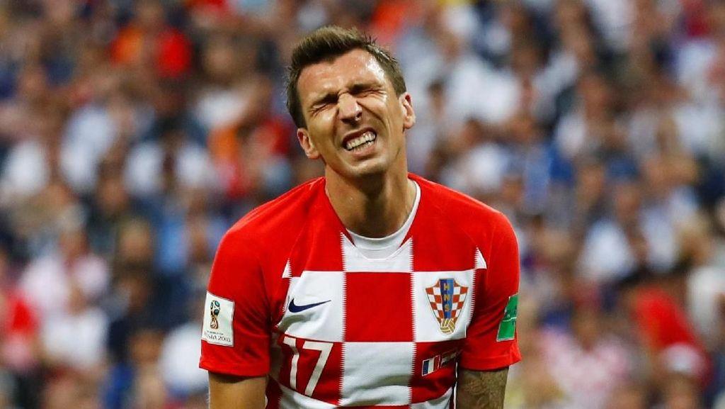 Video: Mandzukic Gantung Sepatu dari Timnas Kroasia