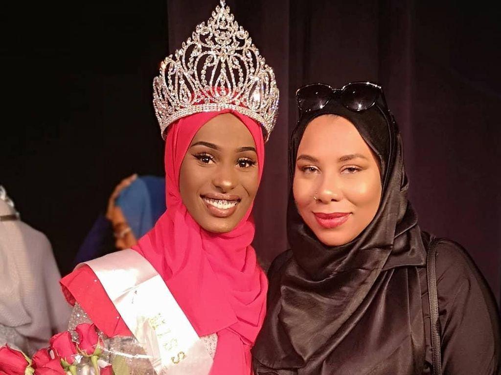 Miss Muslimah Digelar di Amerika, Ini Sosok Juaranya
