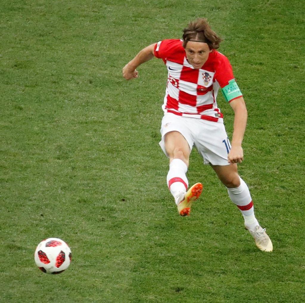 Rakitic: Messi yang Terbaik, Tapi Ini Tahunnya Modric