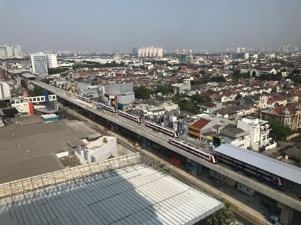 Ini Daftar Jalur Kereta Baru yang Beroperasi pada 2018