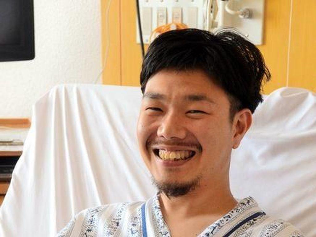 Kisah Pria Jepang yang Pingsan Usai Selamatkan 20 Korban Banjir