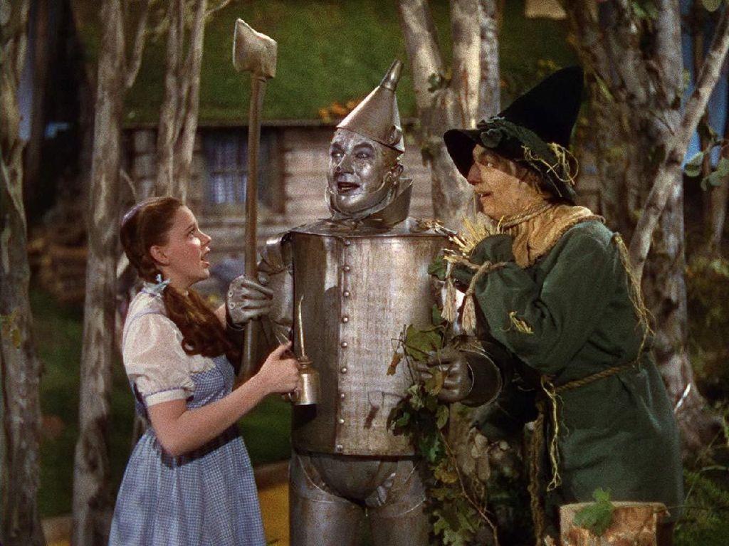 Warner Bros Siap Garap Animasi Wizard of Oz