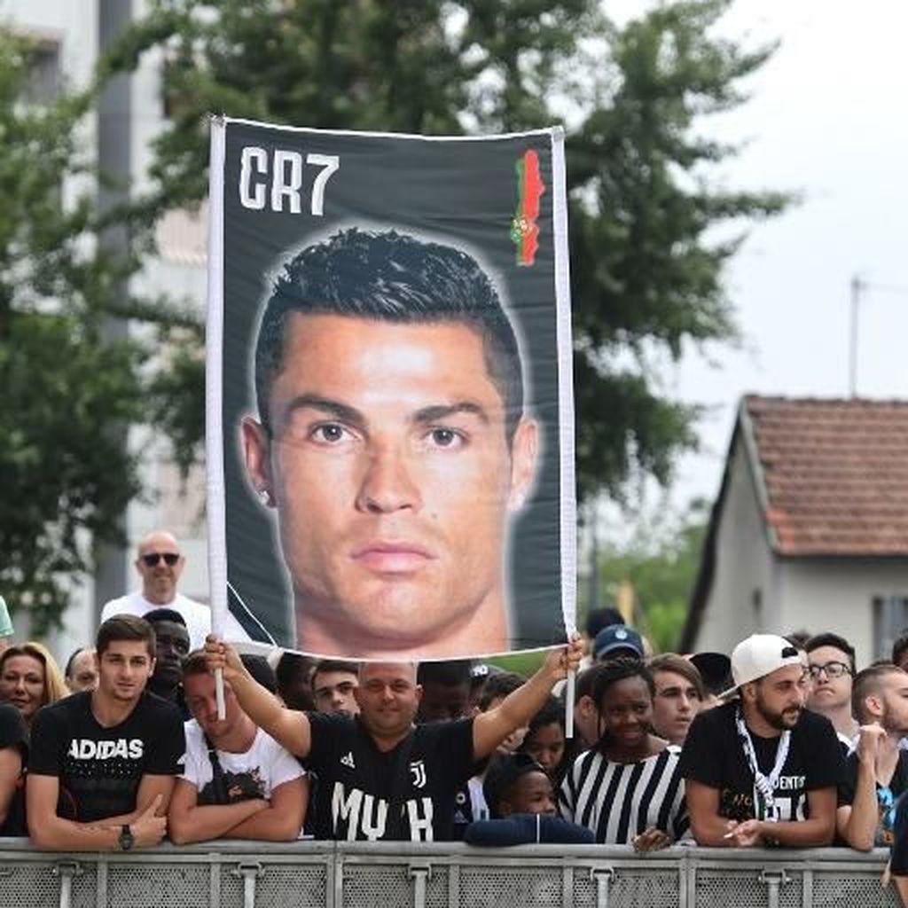 Ada Ronaldo, Juventus Belum Tentu Menang Liga Champions
