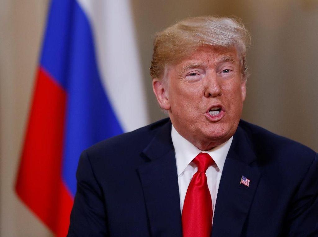 Trump Pastikan Menlu Pompeo Tak akan Kunjungi Korut