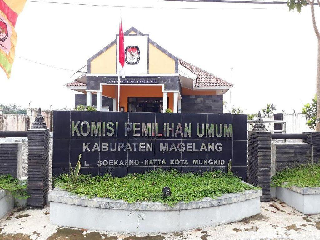 Hanura Absen di Kabupaten Magelang, PKPI Absen di Kota Magelang