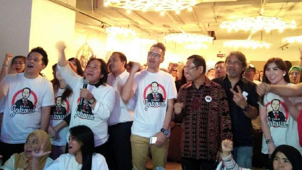 Teman Jokowi Panaskan Mesin Kampanye Pilpres 2019