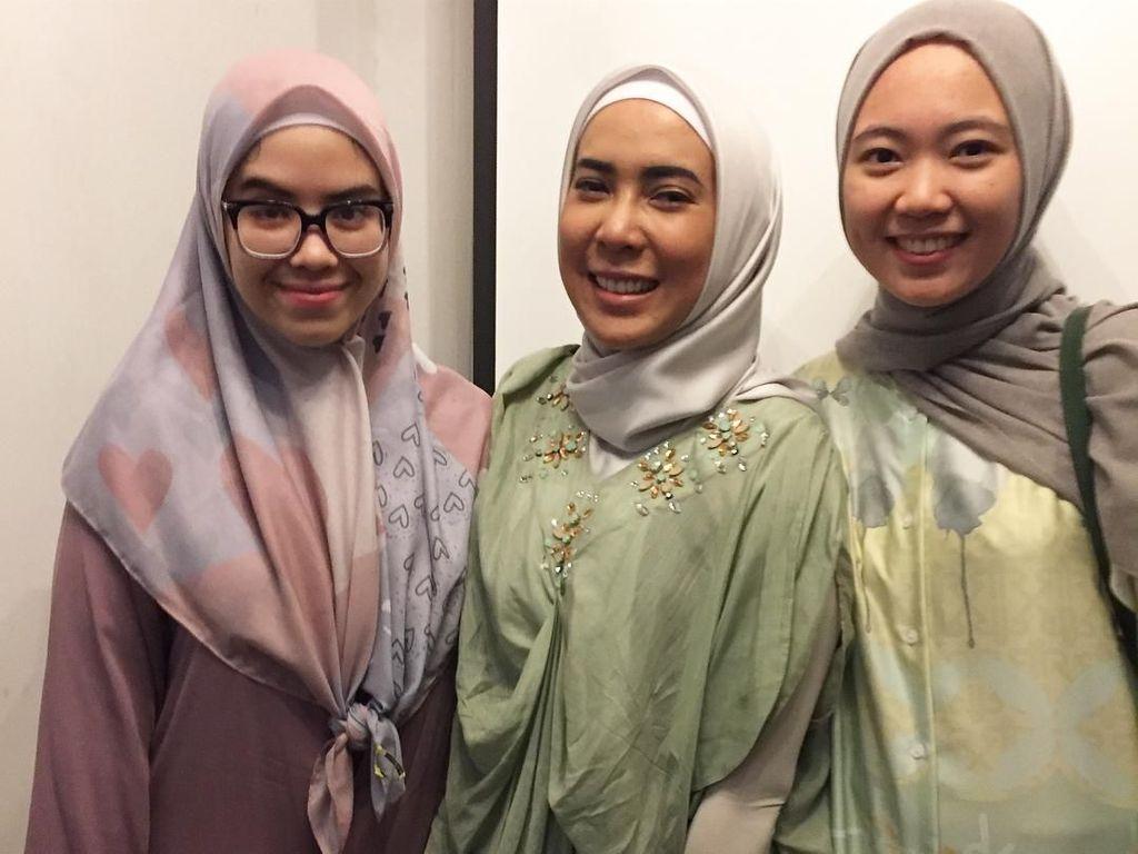 Bagaimana Cara Fitri Tropica Tetap Istikamah dengan Hijabnya?