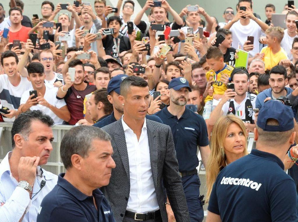Andai Masih Pimpin Inter, Moratti Juga Ingin Boyong Ronaldo