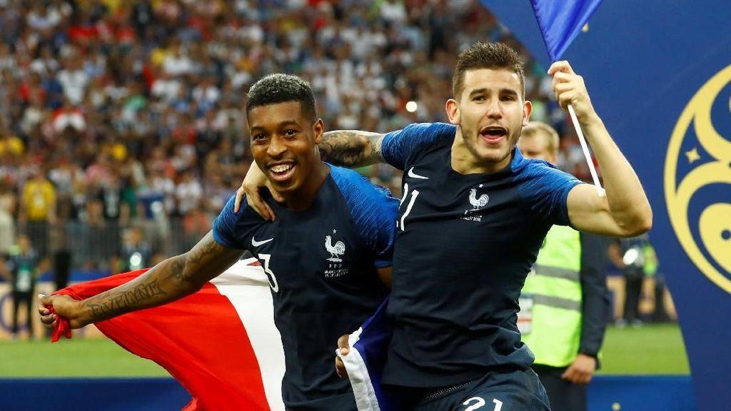 Video: 4 Gol yang Antar Prancis Jadi Juara Dunia