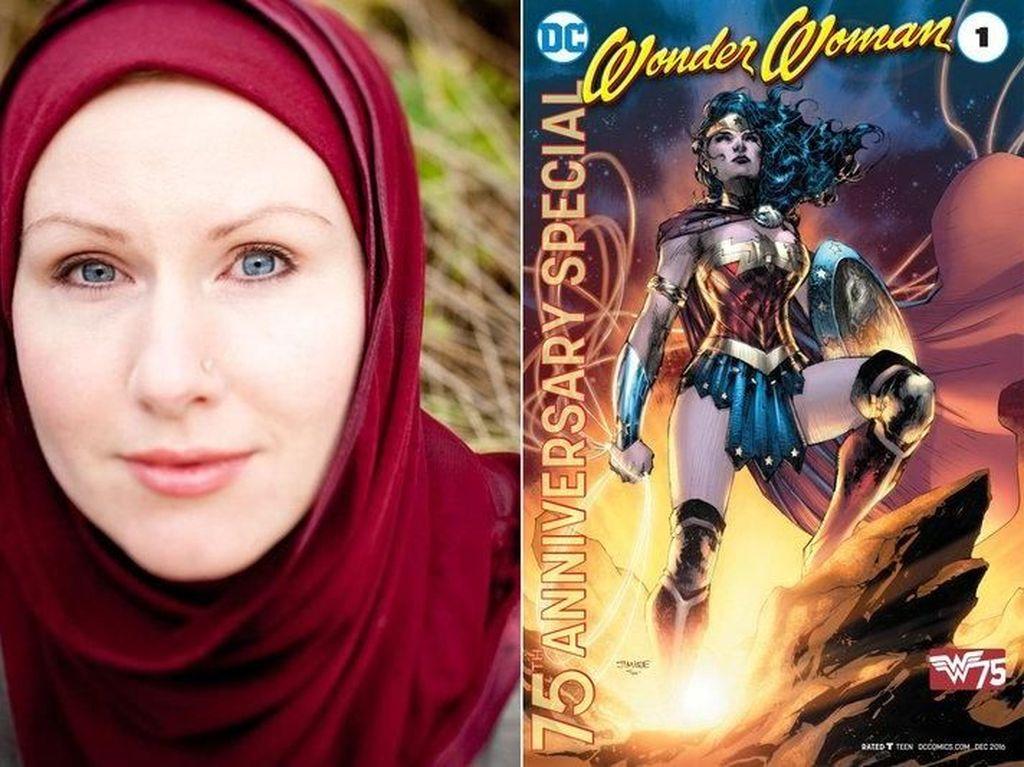 Penulis Wonder Woman Tinggalkan DC karena Proyek Komik Rahasia