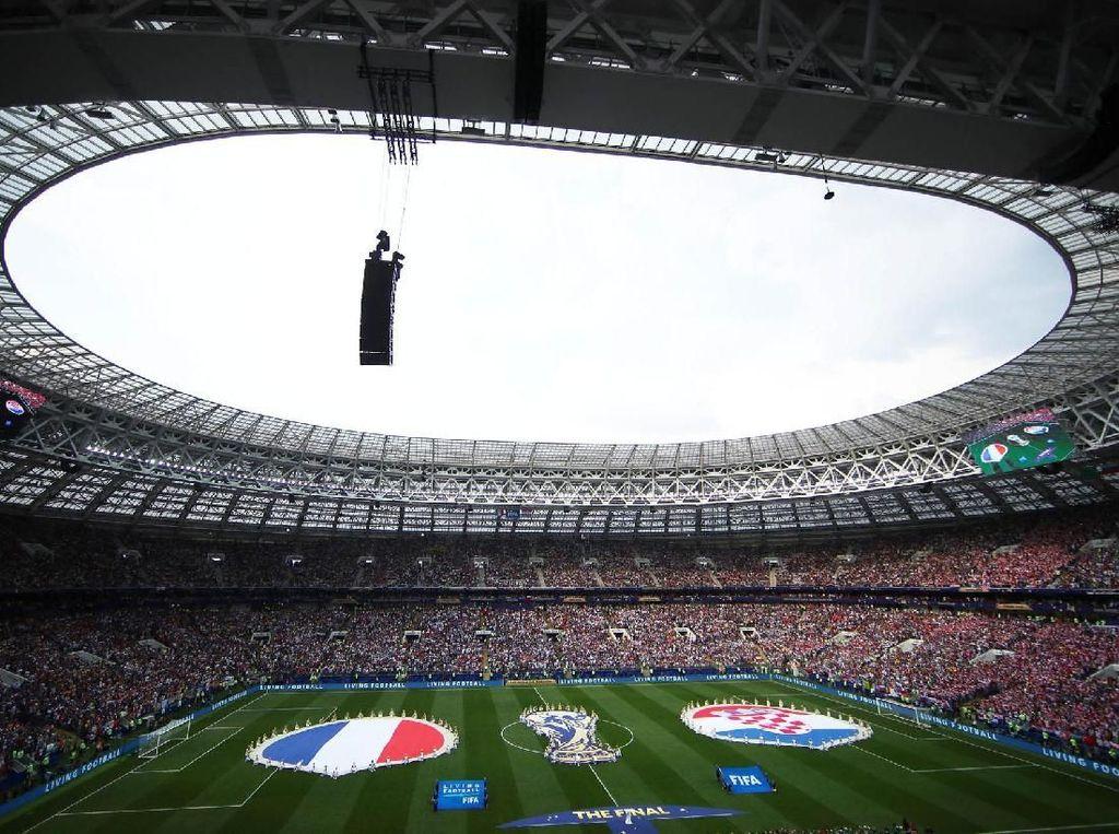 Prancis Kampiun Piala Dunia 2018
