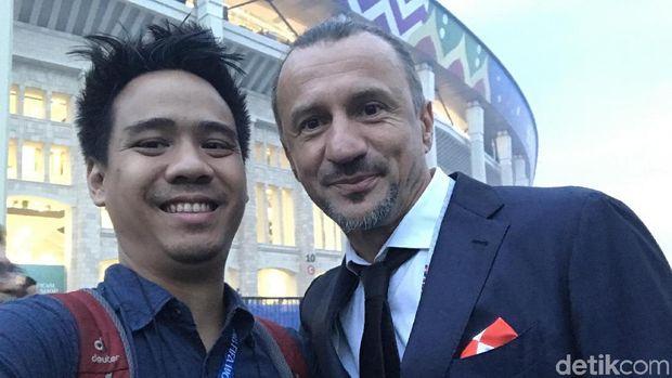 detikSport bersama Mario Stanic